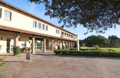 Ronald Reagan presidential library. Landscape, Simi Valley, CA 11/18/2012 Stock Photos