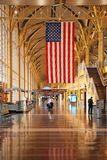 Ronald Reagan Washington National Airport Royalty Free Stock Images