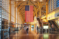 Ronald Reagan Washington National Airport Royalty Free Stock Image