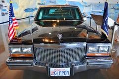 Ronald Reagan's Limousine Royalty Free Stock Photo