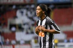 Ronaldinho Στοκ Εικόνα