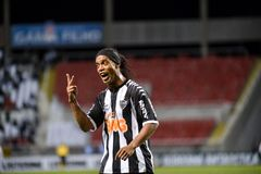 Ronaldinho Stock Photography