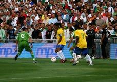 Ronaldinho Fotografia de Stock Royalty Free