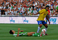 Ronaldinho Immagini Stock