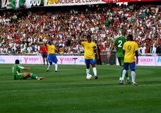 Ronaldinho Fotos de Stock Royalty Free