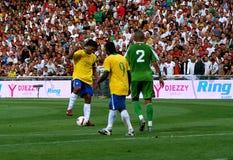 Ronaldinho Fotografie Stock Libere da Diritti