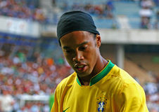 Ronaldinho photo stock