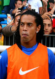 Ronaldinho photographie stock