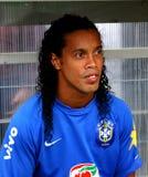 Ronaldinho Fotografia Stock Libera da Diritti