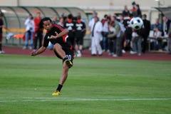 Ronaldinho Fotos de archivo libres de regalías