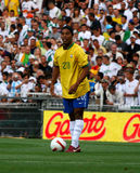 RONALDINHO (Br?sil/FC Barcelone) photo libre de droits
