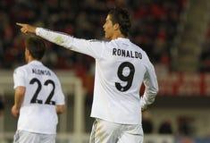 Ronaldo 039 Royaltyfria Foton