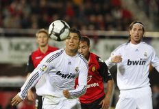 Ronaldo 067 Στοκ φωτογραφία με δικαίωμα ελεύθερης χρήσης