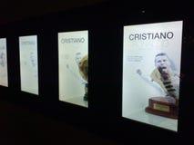 Ronaldo Arkivfoton