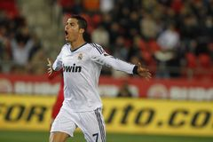 Ronaldo 062 Royalty Free Stock Images