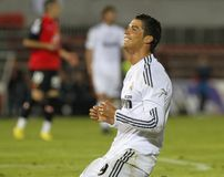Ronaldo 055 Stock Photography