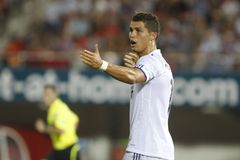 Ronaldo 066 stock photo