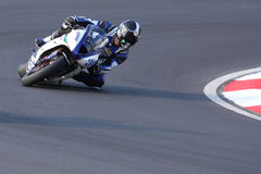 Ronan Quarnby Triumph Daytona 675 Suriano Stock Photos