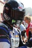 Ronan Quarnby Triumph Daytona 675 Suriano Stock Photography