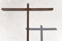 Ronchamp-Kapelle Stockfoto