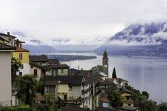 Ronco Panorama Royalty Free Stock Image