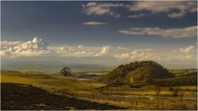 Rond Blanefield - Schotland Stock Fotografie