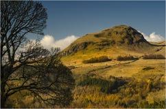 Rond Blanefield - Schotland Royalty-vrije Stock Afbeeldingen