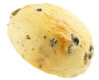 Rond brood van rozijn Royalty-vrije Stock Afbeeldingen