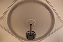 Rond plafond Royalty-vrije Stock Foto