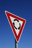 Rond teken Royalty-vrije Stock Afbeelding