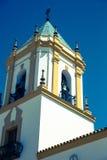 Ronda, Ανδαλουσία, Ισπανία: Plaza Del Socorro Church Στοκ εικόνα με δικαίωμα ελεύθερης χρήσης