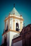 Ronda, Ανδαλουσία, Ισπανία: Plaza Del Socorro Church Στοκ Εικόνες