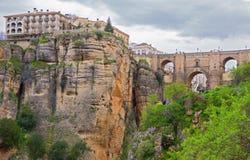 Ronda, Ισπανία Στοκ Φωτογραφίες