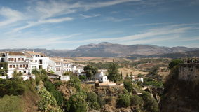 Ronda, Ισπανία απόθεμα βίντεο