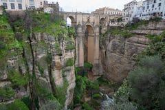 Ronda, Ισπανία Στοκ Εικόνες