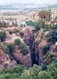 Ronda, Испания Стоковые Изображения RF