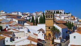Ronda, Испания Стоковое Изображение
