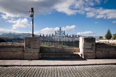 Ronda. Puente Nuevo in Ronda, Malaga, Spain Royalty Free Stock Photo