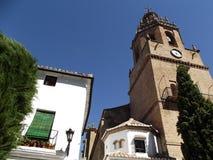 Ronda, Andalousie Photographie stock libre de droits