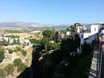 Ronda, Andalousie Image libre de droits