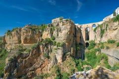 Ronda, Andalousie, Espagne Photo libre de droits