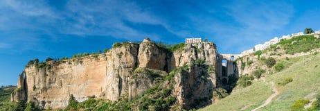 Ronda, Andalousie, Espagne Photo stock