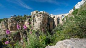 Ronda, Andalousie, Espagne Images stock