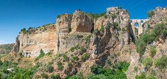 Ronda, Andalousie, Espagne Photo stock
