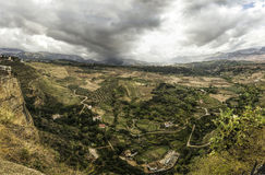 Ronda andalucia Royalty Free Stock Photo