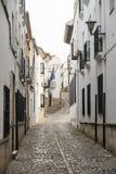 Ronda Andalucia, Espanha Imagem de Stock Royalty Free