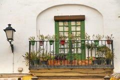 Ronda Andalucia: house Stock Photos