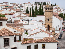 Ronda in Andalucia, Spain Royalty Free Stock Photo
