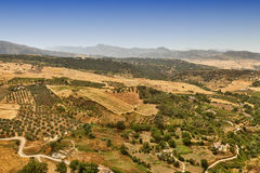 Ronda Andalucia, Spain Stock Photography