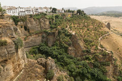 Ronda Andalucia, Spain Royalty Free Stock Photo